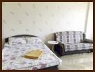 Однокомнатная квартира посуточно в аренду на Проспекте Вернадского